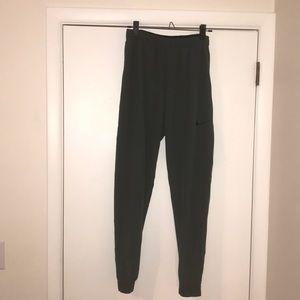 Men's Nike Tapered Dri-Fit Training Pants.
